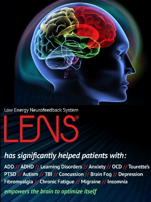 Low Energy Neurofeedback System