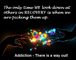Addiction - There is a Way Out